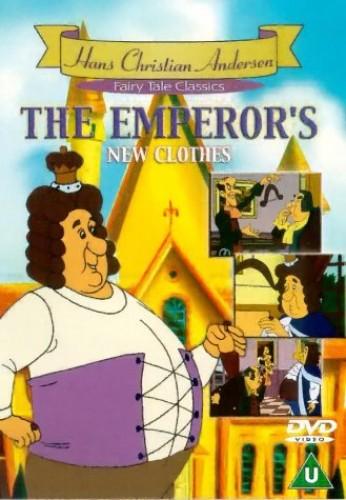 Emperor's New Clothes - Hans Christian Andersen's Emperor's New Clothes   (Animated) (DVD)