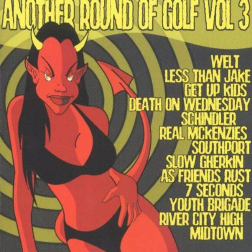 Various Artists - Another Round of Golf Vol.3 By Various Artists
