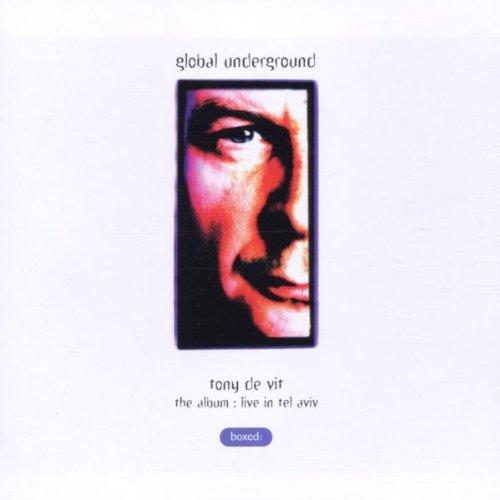 Various Artists - Tony De Vit :Live In Tel Aviv