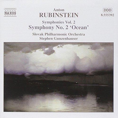 Rubinstein: Symphony No. 2 'Ocean'