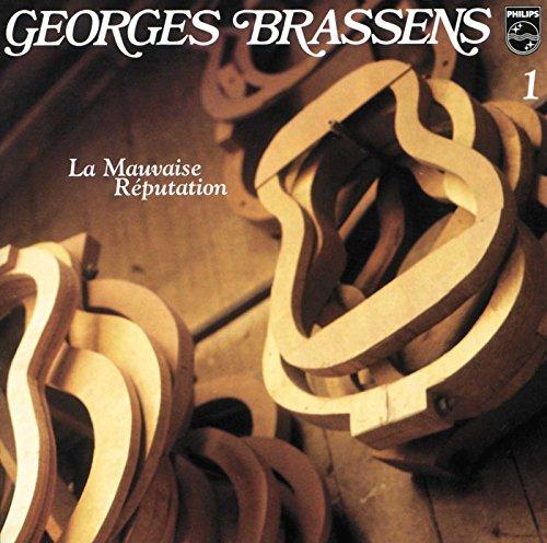 Georges Brassens - La Mauvaise Reputation - Vol. 01 By Georges Brassens