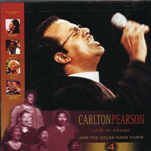 Pearson, Carlton - Live at Azusa By Pearson, Carlton