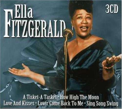 Ella Fitzgerald - Ella Fitzgerald By Ella Fitzgerald