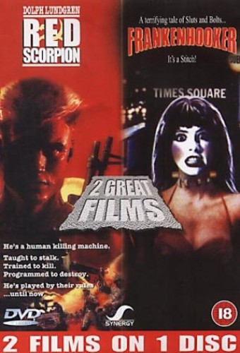 Red Scorpion/Frankenhooker