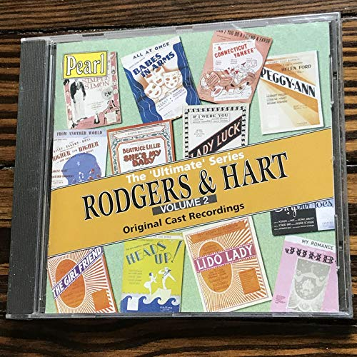 Richard Rodgers and Lorenz Hart - Ultimate Rodgers & Hart, Vol. 2
