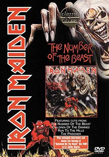 The Number Of The Beast - Classic Albums
