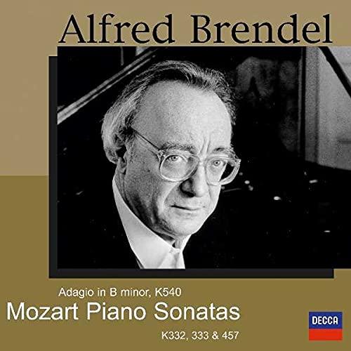 Alfred Brendel - Mozart: Piano Sonatas K.332, 333 & 457