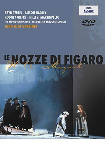 Mozart: Le Nozze di Figaro (The Marriage of Figaro) -- Paris/Gardiner