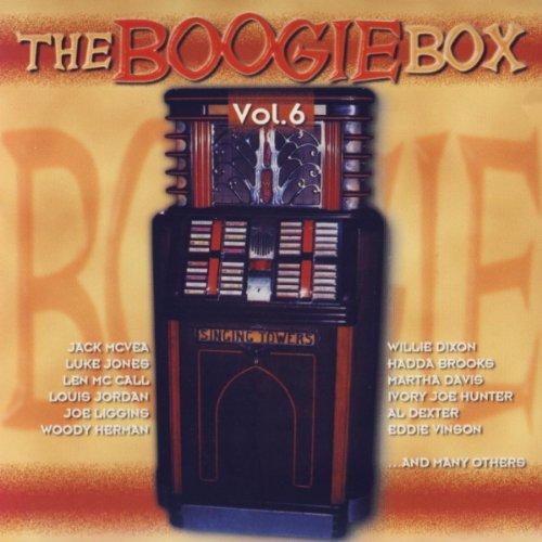 Various Artists - Boogie Box 6
