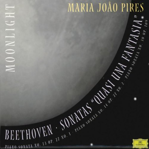 Beethoven: Moonlight - Piano Sonatas Nos. 13, 14, 30