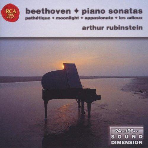 Beethoven: Piano Sonatas (Arthur Rubinstein)