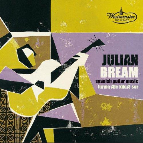Julian Bream - Spanish Guitar Music By Julian Bream