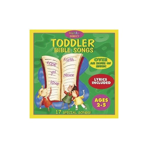 Kid's Direct - Toddler Bible Songs