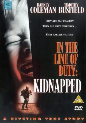 In-The-Line-Of-Duty-Kidnapped-1994-DVD-CD-34VG-FREE-Shipping