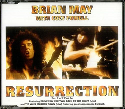 Brian May - Resurrection -Part Two Of 2cds- By Brian May