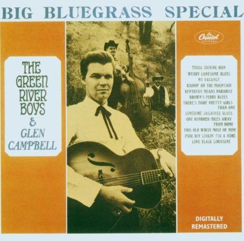 Campbell, Glen - Big Bluegrass Special