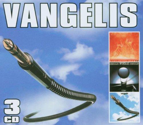 Vangelis - Spiral/Heaven & Hell/Albedo 039