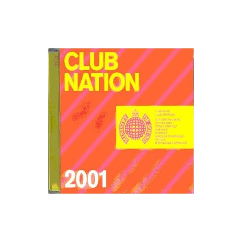 Various Artists - Club Nation 2001