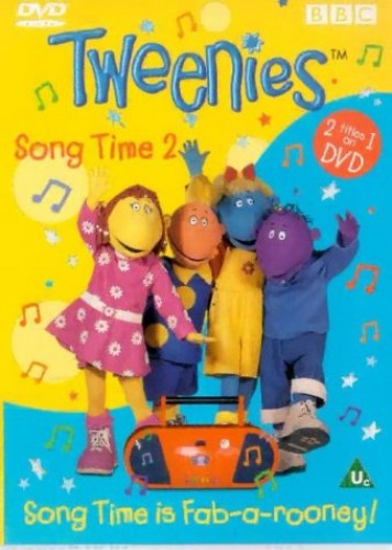 Tweenies - Song Time Is Fab- A-Rooney Time / Songtime 2