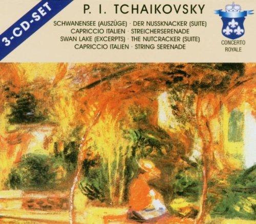 Pyotr Il'yich Tchaikovsky - Swan Lake (Excerpts), Nutcracker (Bamberg So, Kulka)
