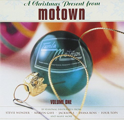 Various Artists - A Christmas Present From Motown - Volume 1