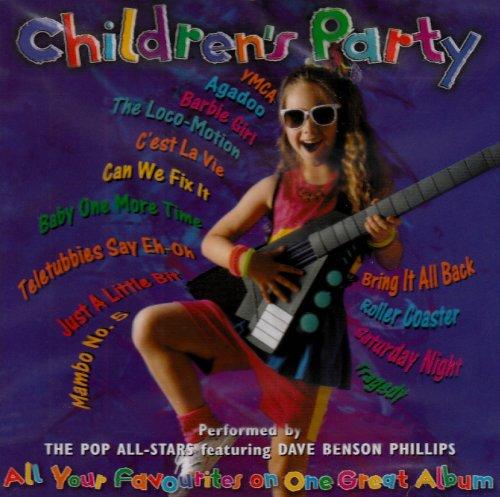 Dave Benson Phillips - Children's Party Album