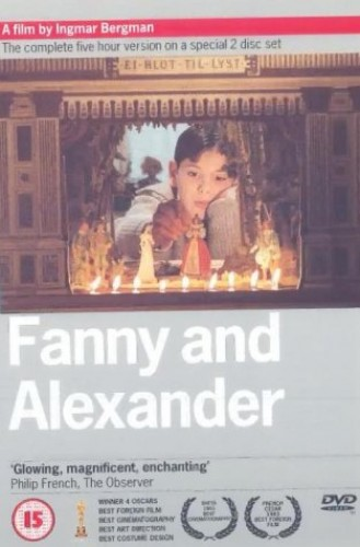 Fanny-and-Alexander-DVD-1982-CD-31VG-FREE-Shipping