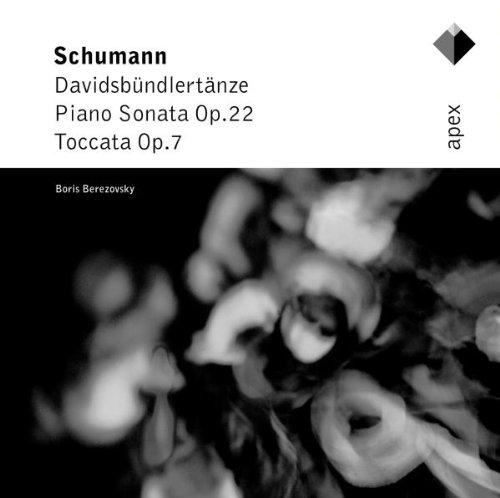 Boris Berezovsky - Schumann: Davidsbundlertanze, Piano Sonata No.2, Toccata Op.7 By Boris Berezovsky
