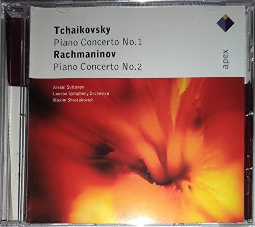 Maxim Shostakovich, Alexei Sultanov & London Symphony Orchestra - Tchaikovsky : Piano Concerto No.1