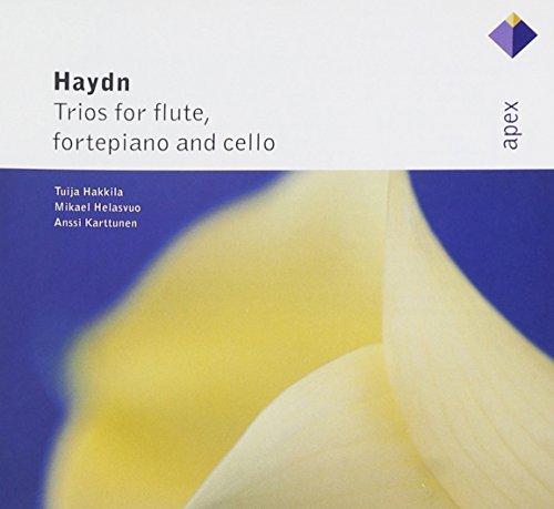 Trio Hakkila * Helasvuo * Karttunen - Apex Series   -   Joseph Haydn: Trios For Flute, Fortepiano An By Trio Hakkila  Helasvuo  Karttunen