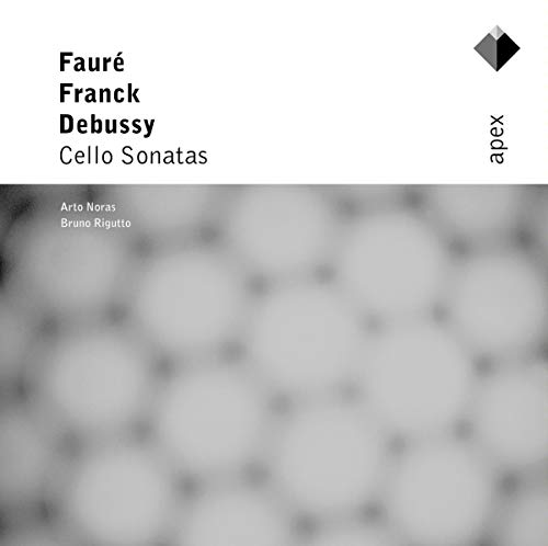 Various Artists - French Cello Sonatas By Various Artists