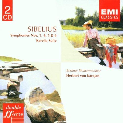 Sibelius: Symphonies Nos. 1, 4-6