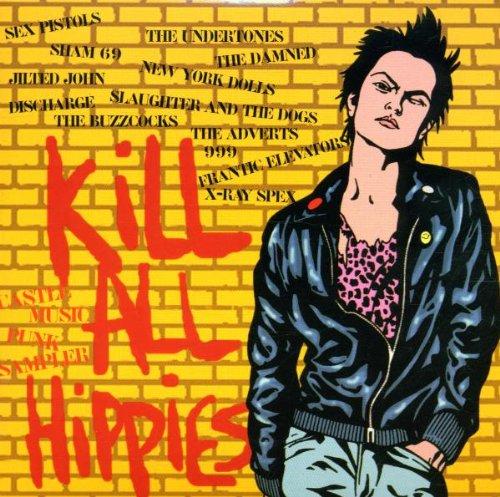 Various Artists - Kill All Hippies: Castle Punk Music Sampler