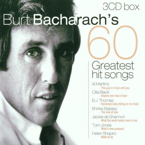 Bacharach, Burt - Burt Bacharach's 60 Greatest Hit Songs