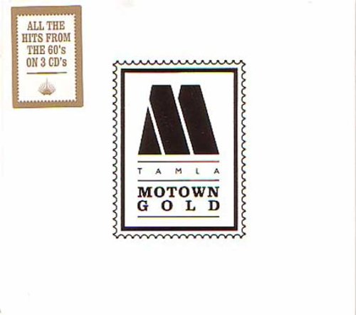 Various Artists - Tamla Motown Gold: The Sound Of Young America By Various Artists