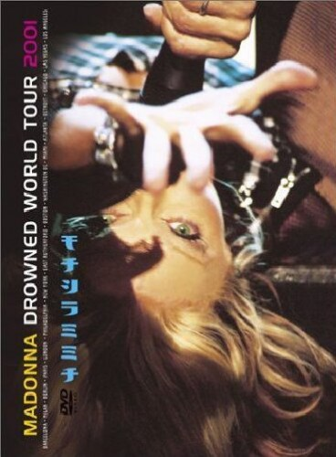 Madonna - Madonna - Drowned World Tour Live