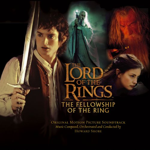 Lord Of The Rings Soundtrack - The Lord of the Rings - The Fellowship of the Ring By Lord Of The Rings Soundtrack