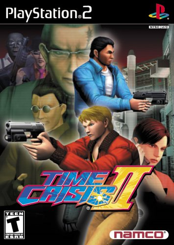 Playstation 2 - Time Crisis 2  / Game