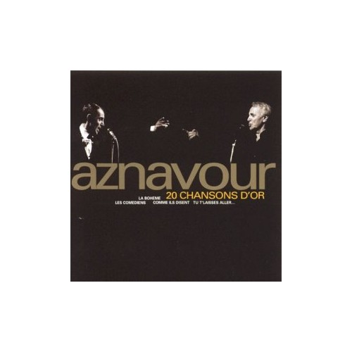 Aznavour, Charles - 20 Chansons D'or By Aznavour, Charles