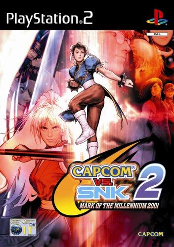 Capcom Vs SNK 2 Mark Of The Millennium (PS2)