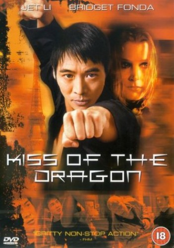 Kiss-of-the-Dragon-DVD-2001-CD-OTVG-FREE-Shipping