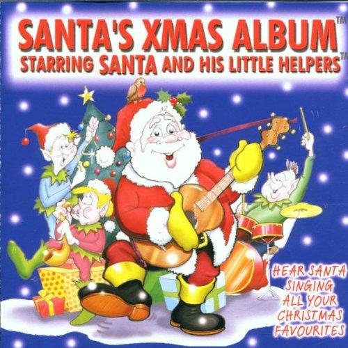 SANTA CLAUS - Santa's Christmas Album