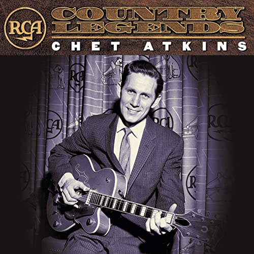 Atkins, Chet - RCA Country Legends By Atkins, Chet