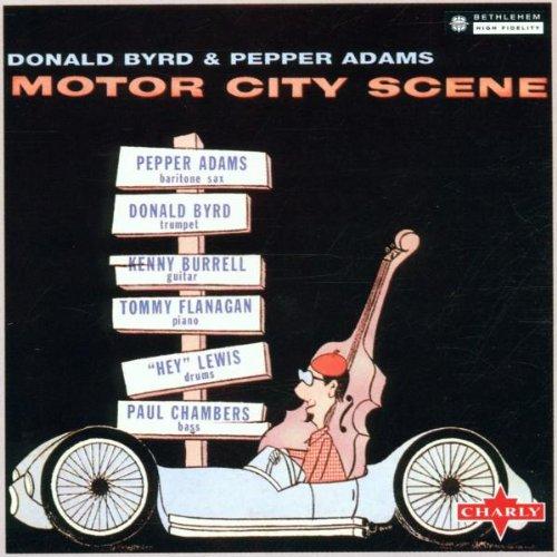 Byrd, Donald - Motor City Scene