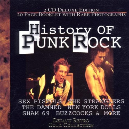 The History of Punk Rock By Various Artists