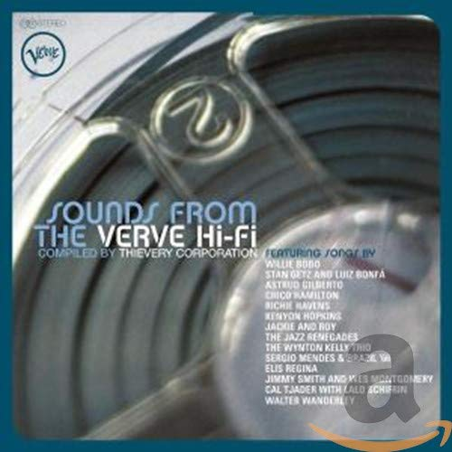 Mixed by Thievery Corporation - Sounds From the Verve Hi-Fi By Mixed by Thievery Corporation