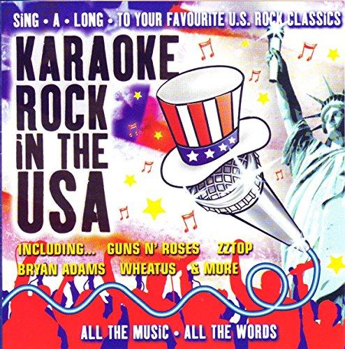 Various Artists - Karaoke Rock in the USA