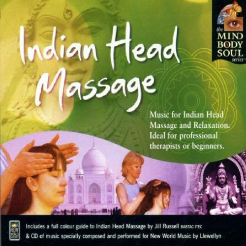 Llewellyn - Indian Head Massage By Llewellyn
