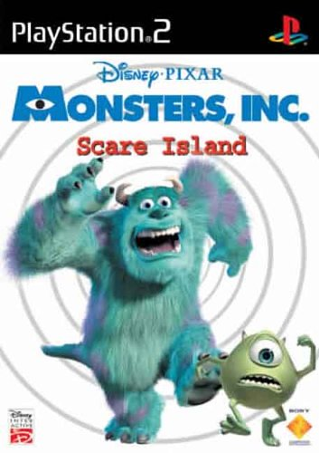 Disney/Pixar's Monsters, Inc (PS2 Limited Edition)