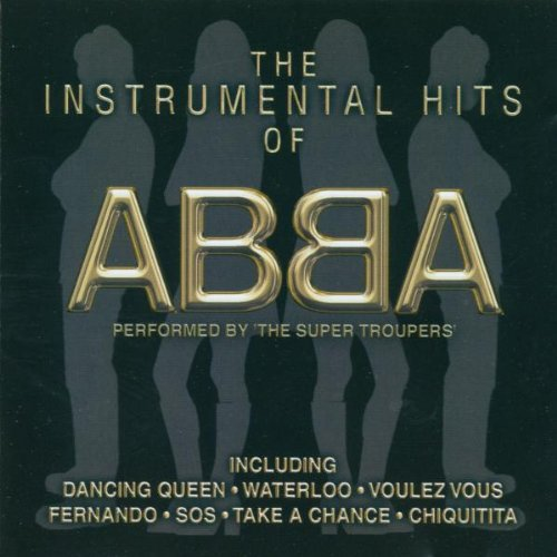 Super Troupers - Instrumental Hits of Abba